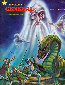 Magic Realm General Cover