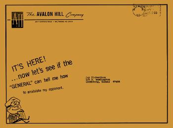 The General Envelope